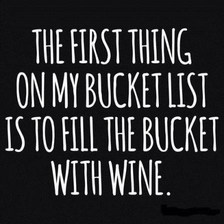 First-thing-on-my-bucket-list